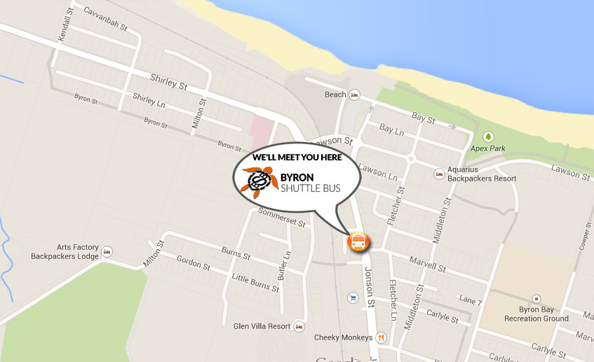 Byron Shuttle Bus FAQ Gold Coast to Byron BayByron Shuttle Bus